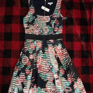 NEW YORK&COMPANY Tea length dress
